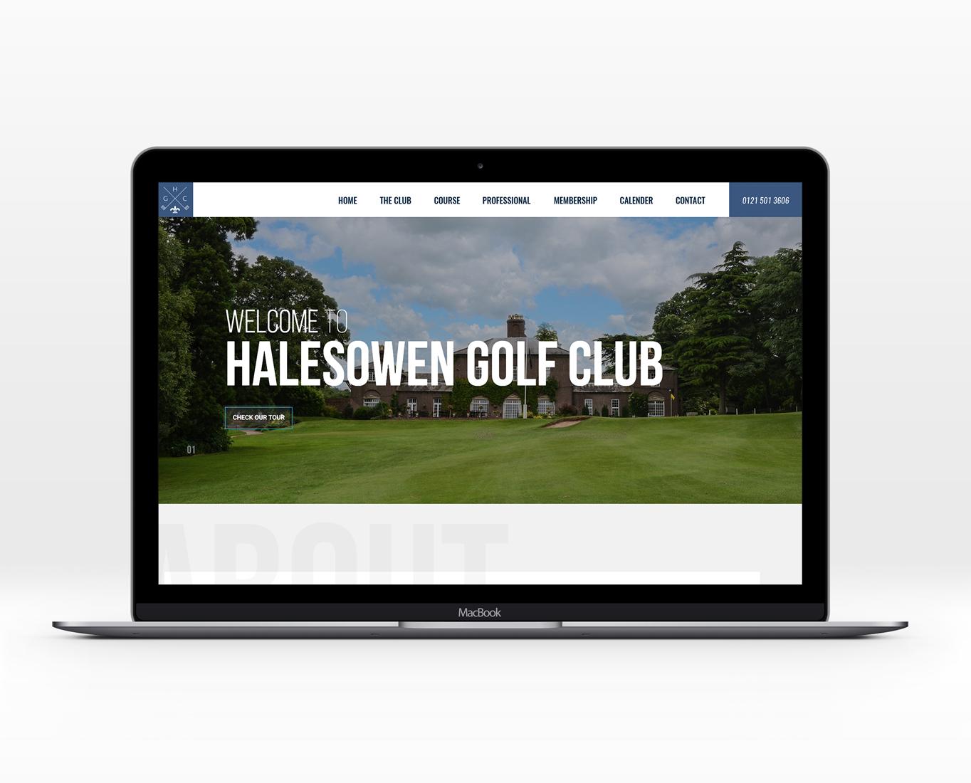 HALESOWEN GOLF CLUB IMG